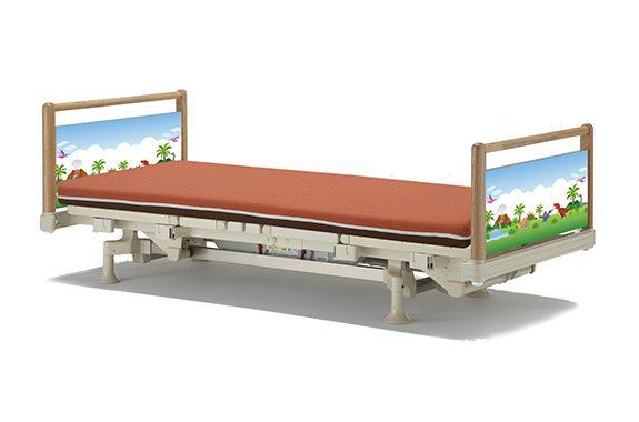 恐竜ベッド